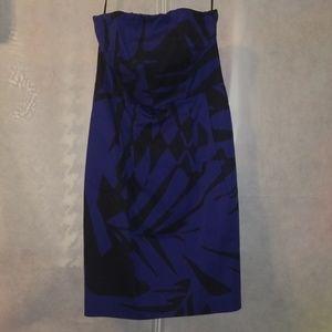 Womens Dress - Strapless